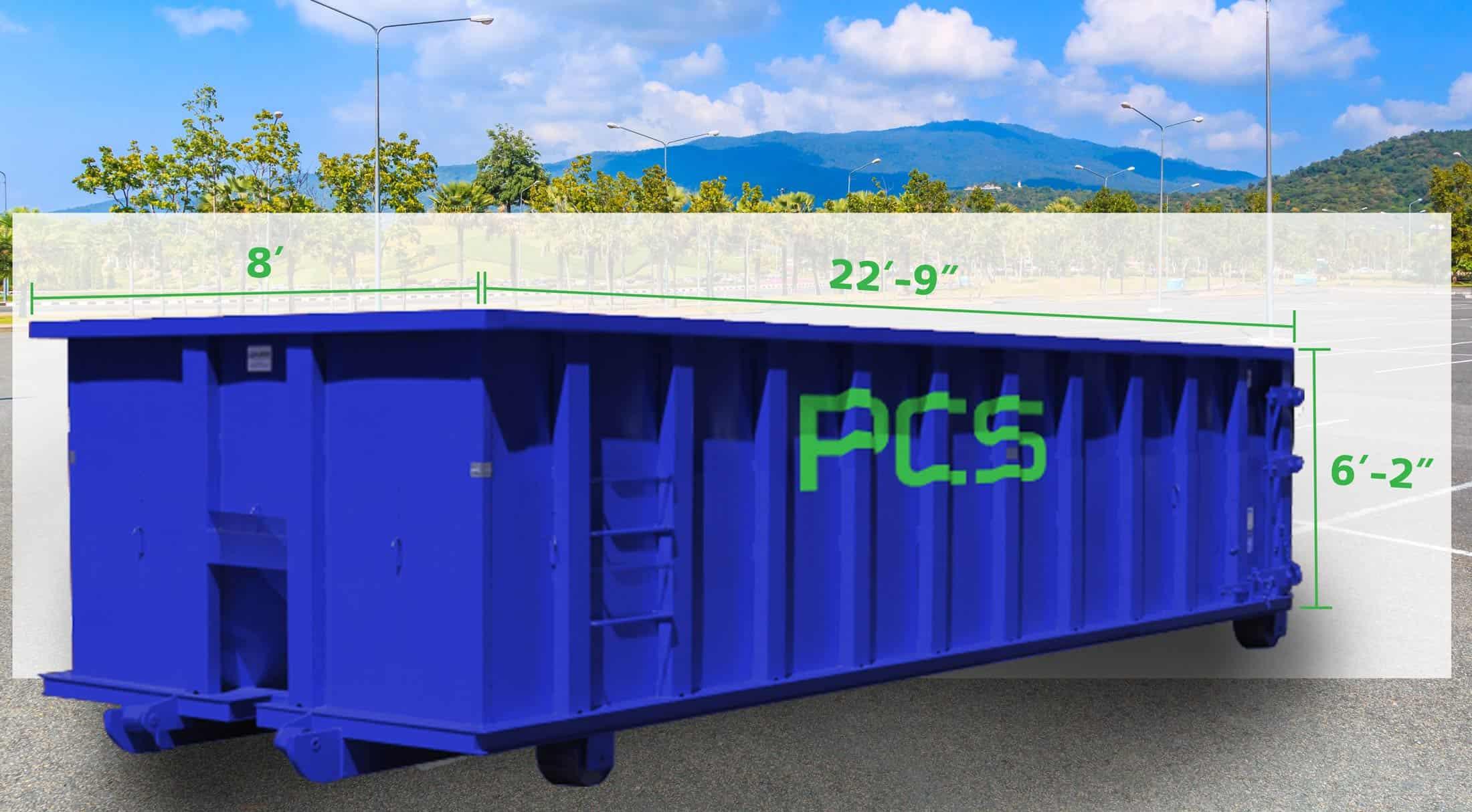 30-yard-dumpster