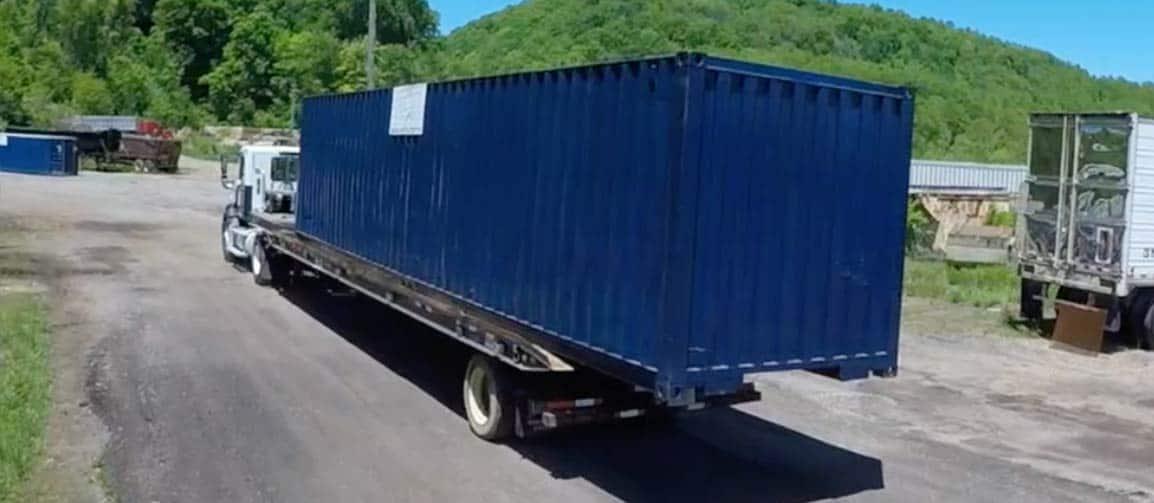 Dumpster Rental in Bristol, TN | Storage Container Rental in Bristol, TN | Pinnacle Container Servcies